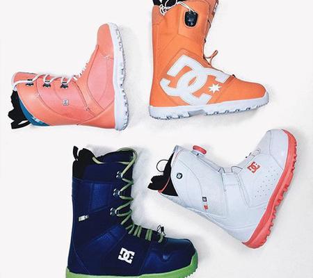 Скидка -50% на сноубордические ботинки DC